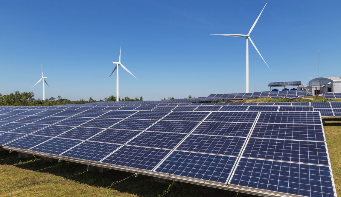 Hybrid power projects