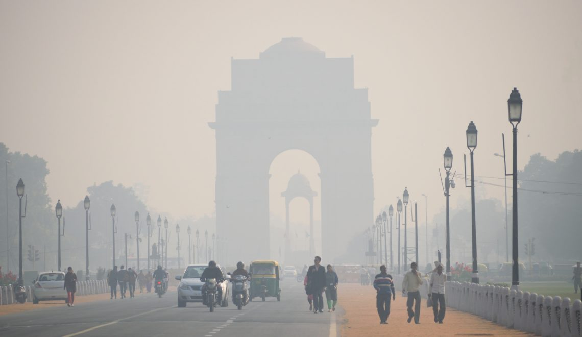 Delhi's Perennial Winter Smog – Causes and Possible Solutions