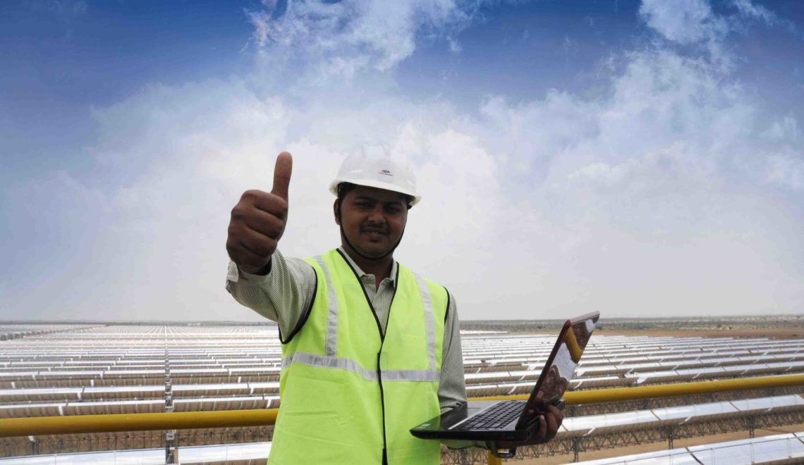 How Solar Industry can contribute to India's economic growth