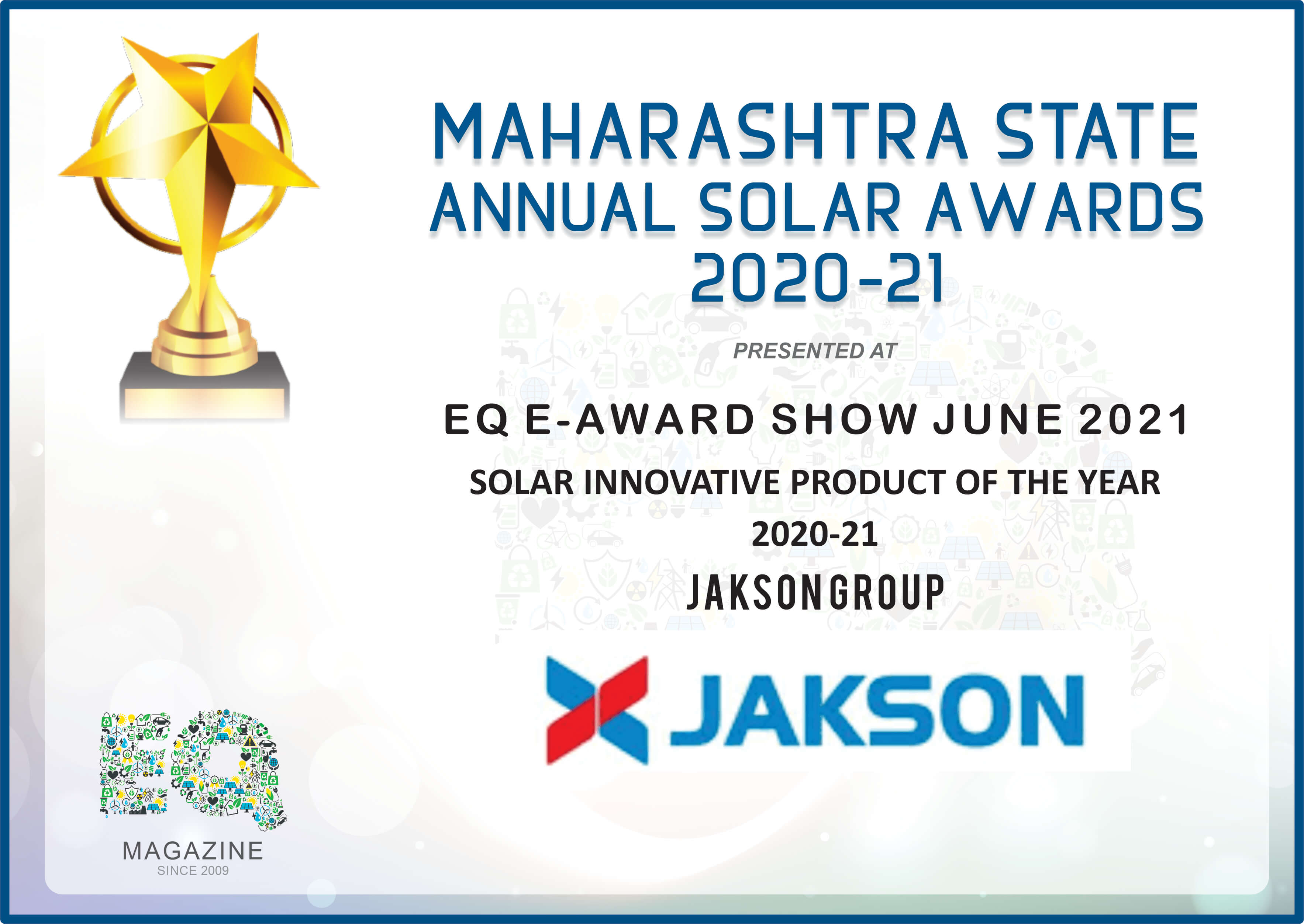 Solar Innovative Product of the Year