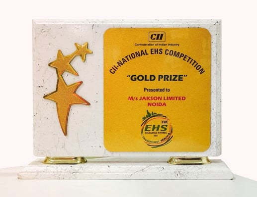 CII National EHS Competition & Excellence Awards 2021
