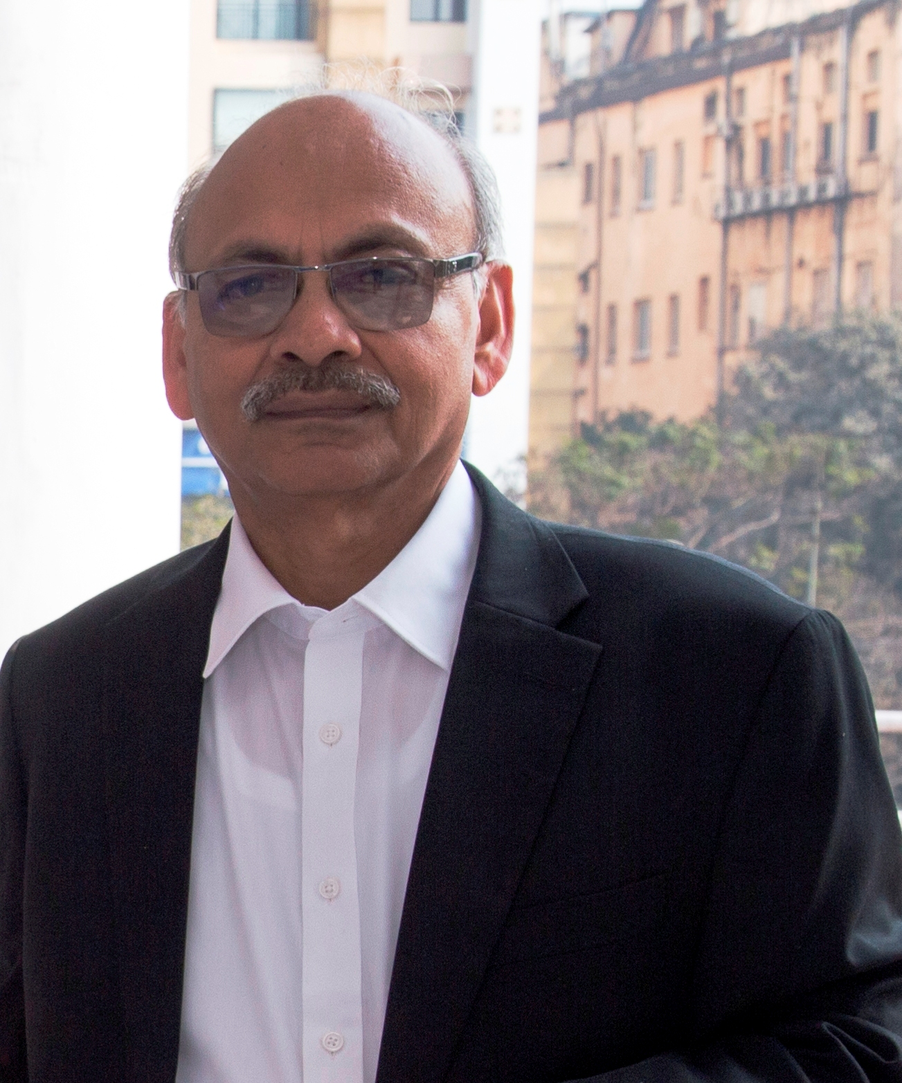 Debashish Mazumdar
