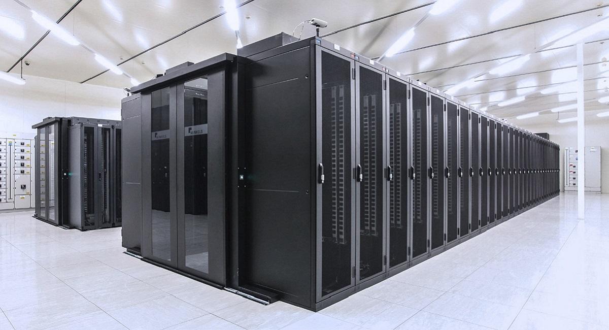 Power Back-up Solution for NIC Data Center