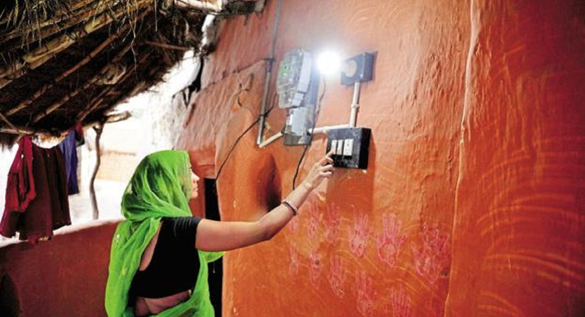 Rural Electrification Project across 400 villages in Uttar Pradesh, India