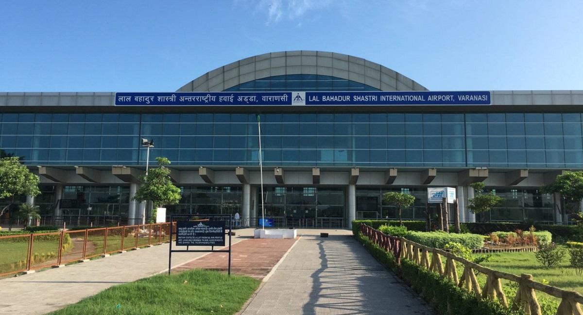 Rooftop solar PV system at LBS Airport, Varanasi