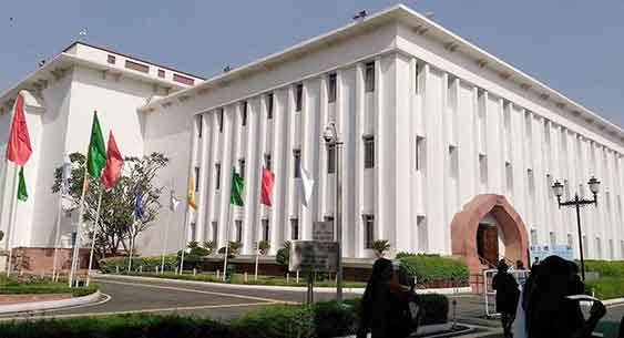 Jakson's Rooftop Solar Solutions powers India's Premier Convention Centre