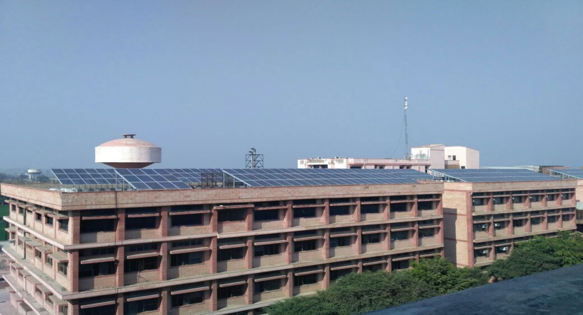 HCST, Mathura adopts solar energy for cleaner and greener operations