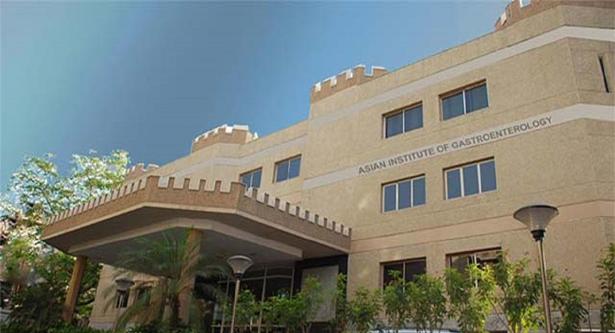 Emergency Power Backup Solution for Asian Institute of Gastroenterology, Hyderabad