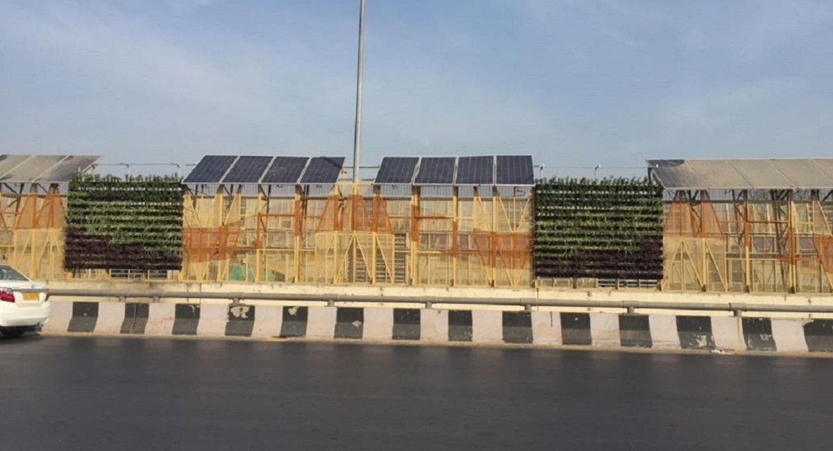 Innovative Engineering Solution for Solar Highway Project by Jakson