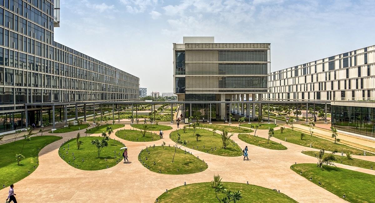 Turnkey power back-up solution at TCS Campus, Kolkata
