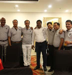 Jakson Cummins, Annual Dealer Meet, Delhi-2019