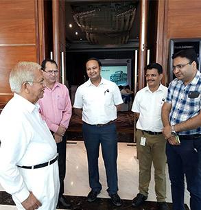 Jakson Cummins Annual Dealers Meet 2017, Delhi