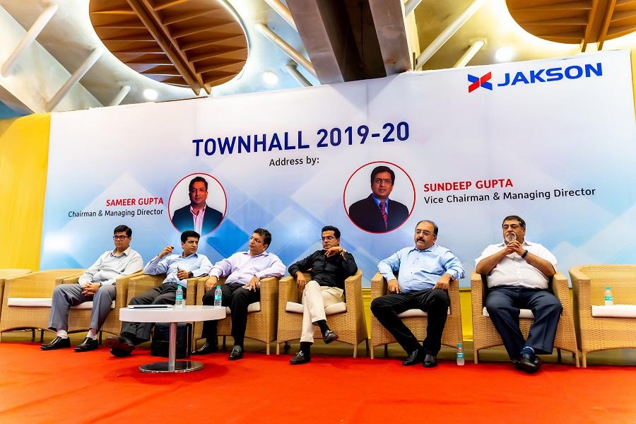 Town Hall-2019