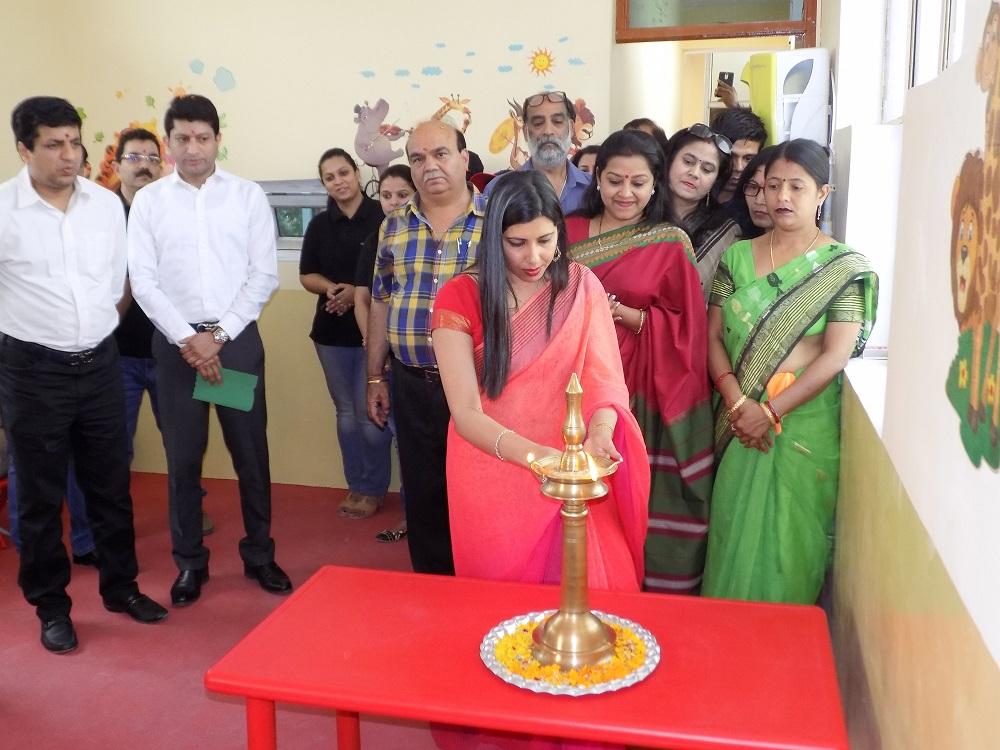 Launch of Jakson ELC, Greater Noida
