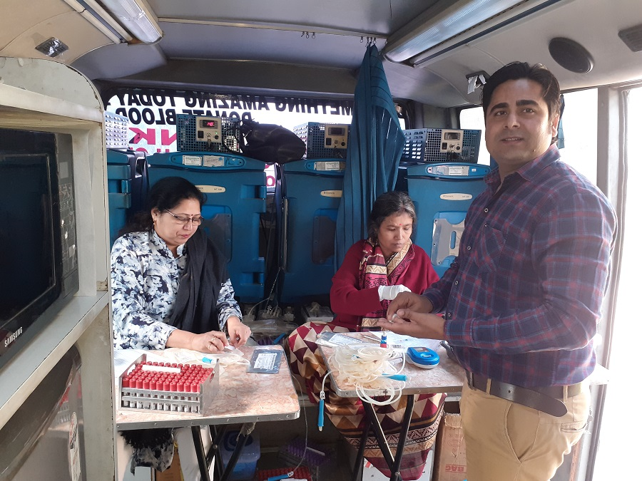 Blood Donation 2nd Drive - December 2019