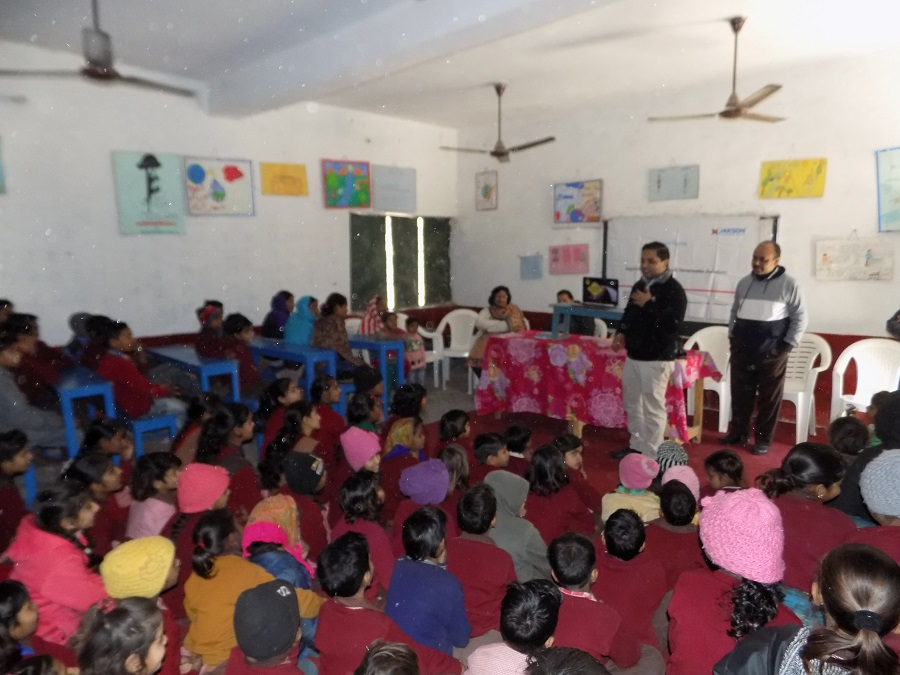 Road Safety Awareness Drive-2020