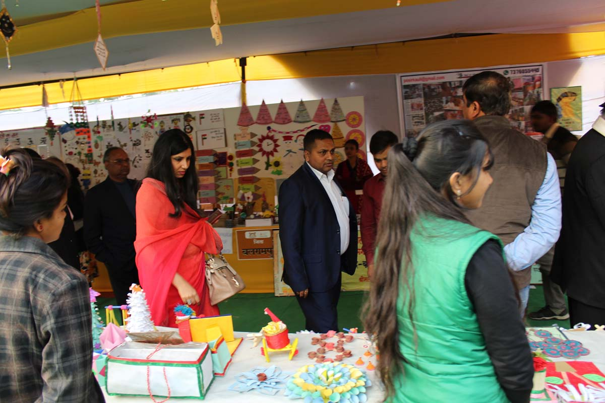 Book Launch – Skills for Life @ Lucknow Book Fair