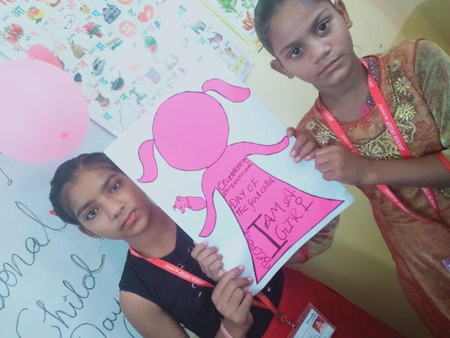 Girls Child Day-2019