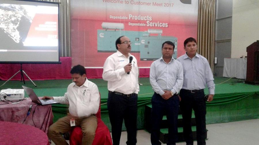 Customer Meet, Chitwan, Aug'17