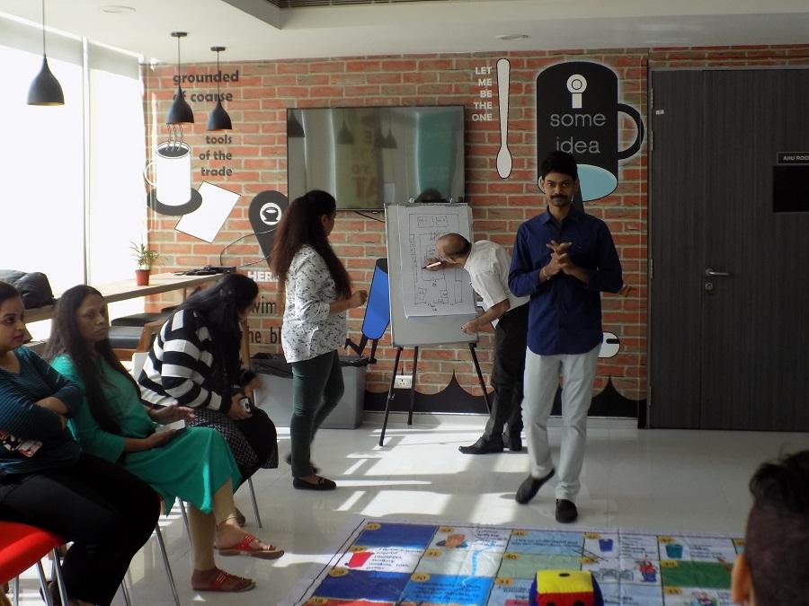 Workshop & Volunteer program with CURE