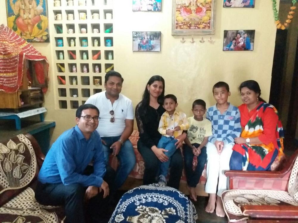 Jakson Supported Family Home Suman Saurabh at Varanasi