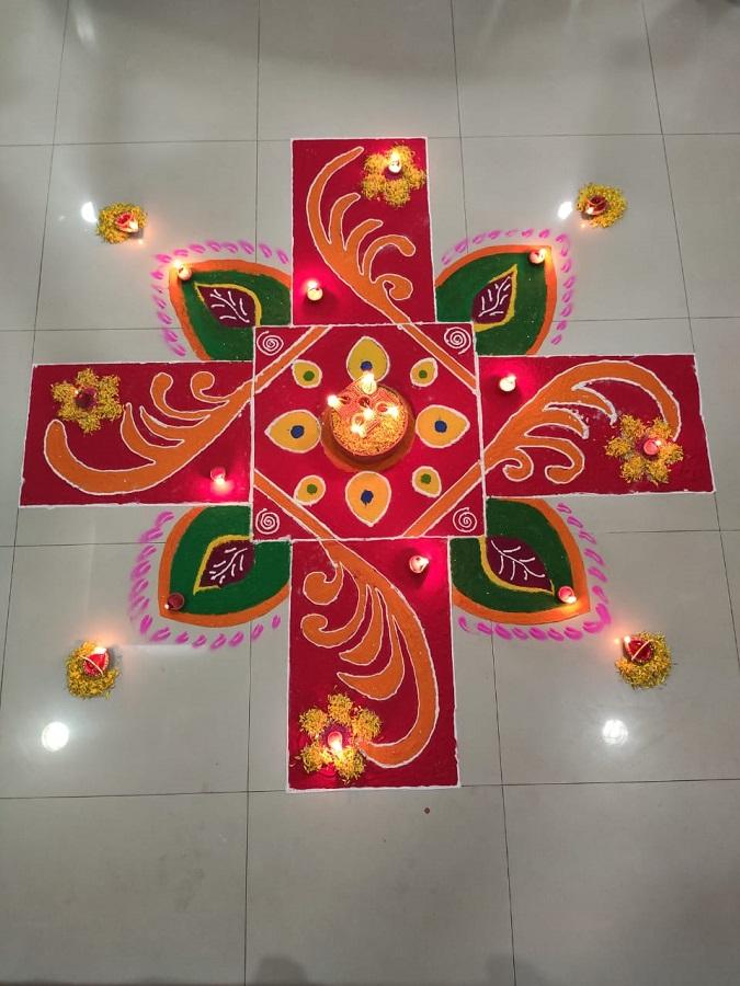 Diwali Celebrations-2019