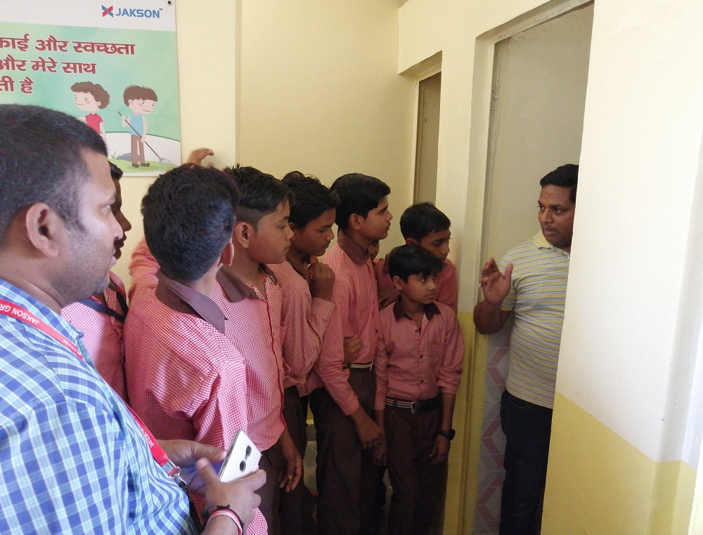 Washroom Etiquette Awareness Program