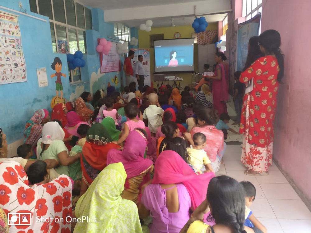 Mother's Day Celebration - Educate a Mother, Save a Girl Child