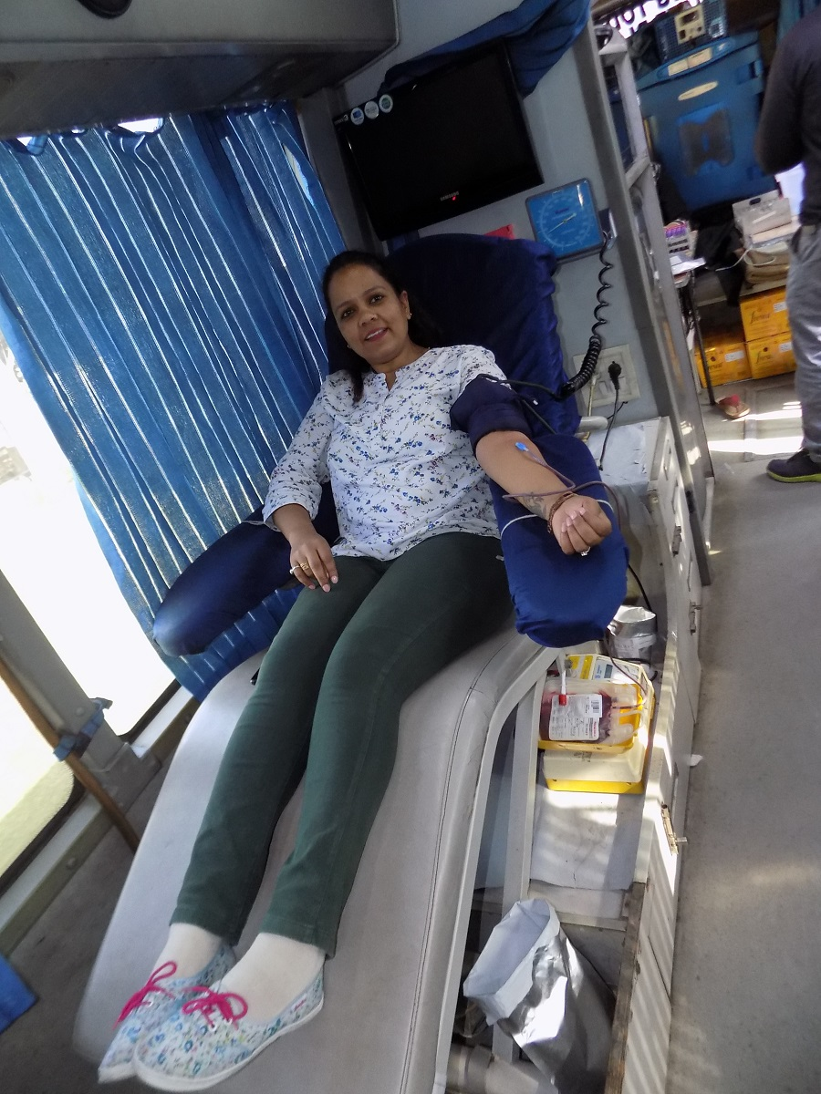 Blood Donation Camp-2018