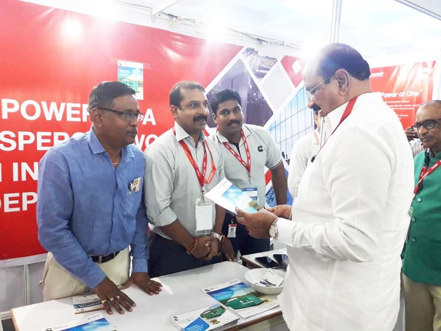 Hospital Fire & Safety Expo, Vishakapatnam-2018