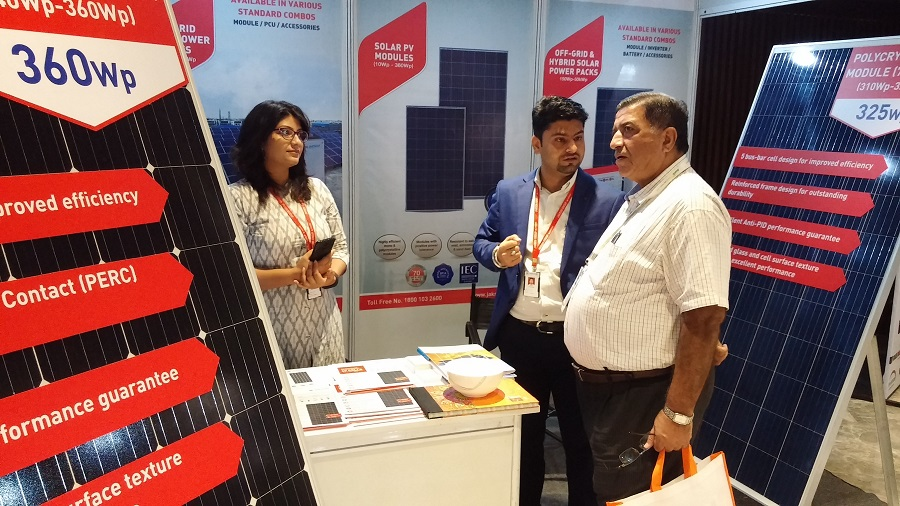 PV Module Tech Expo, Delhi-2018