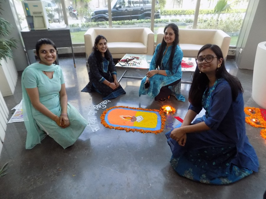 Diwali Celebrations 2017