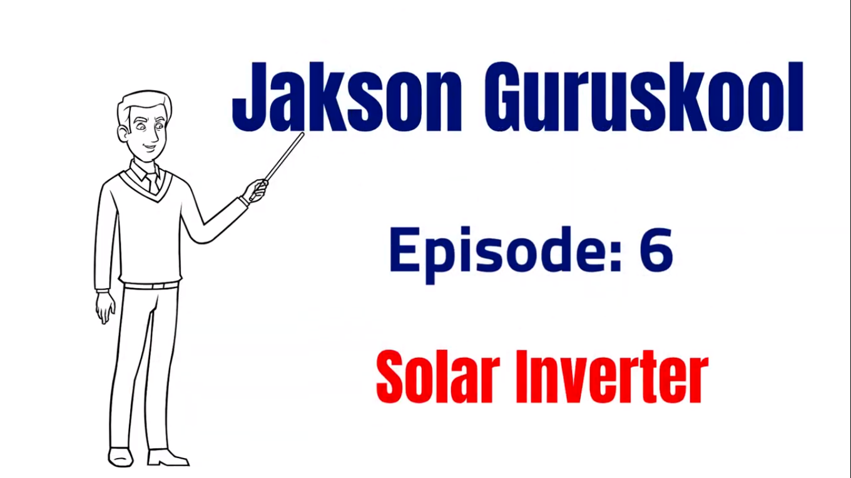 Guruskool Episode – 6 #SolarInverter