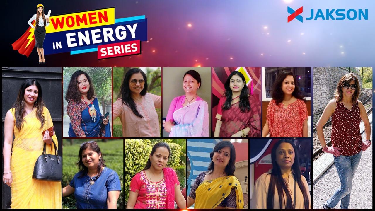 Women in Energy - Meet the Super Women of Jakson Group