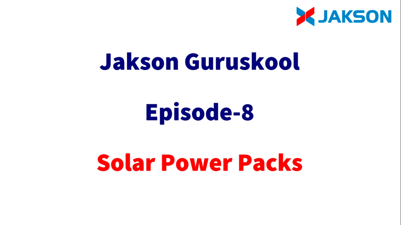 Guruskool Episode - 8 #SolarPowerPacks