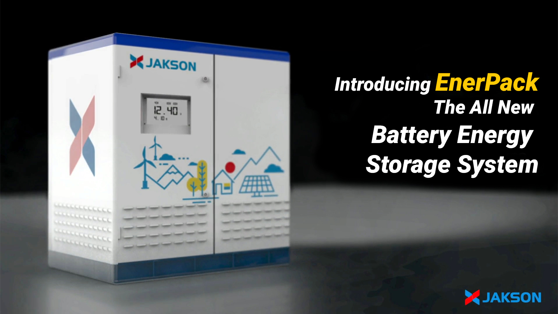 Launching EnerPack, the new Battery Energy Storage System