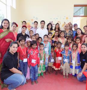 Launch of Jakson ELC, Greater Noida Apr - 2018