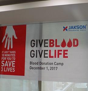 Blood Donation Camp Dec -2017