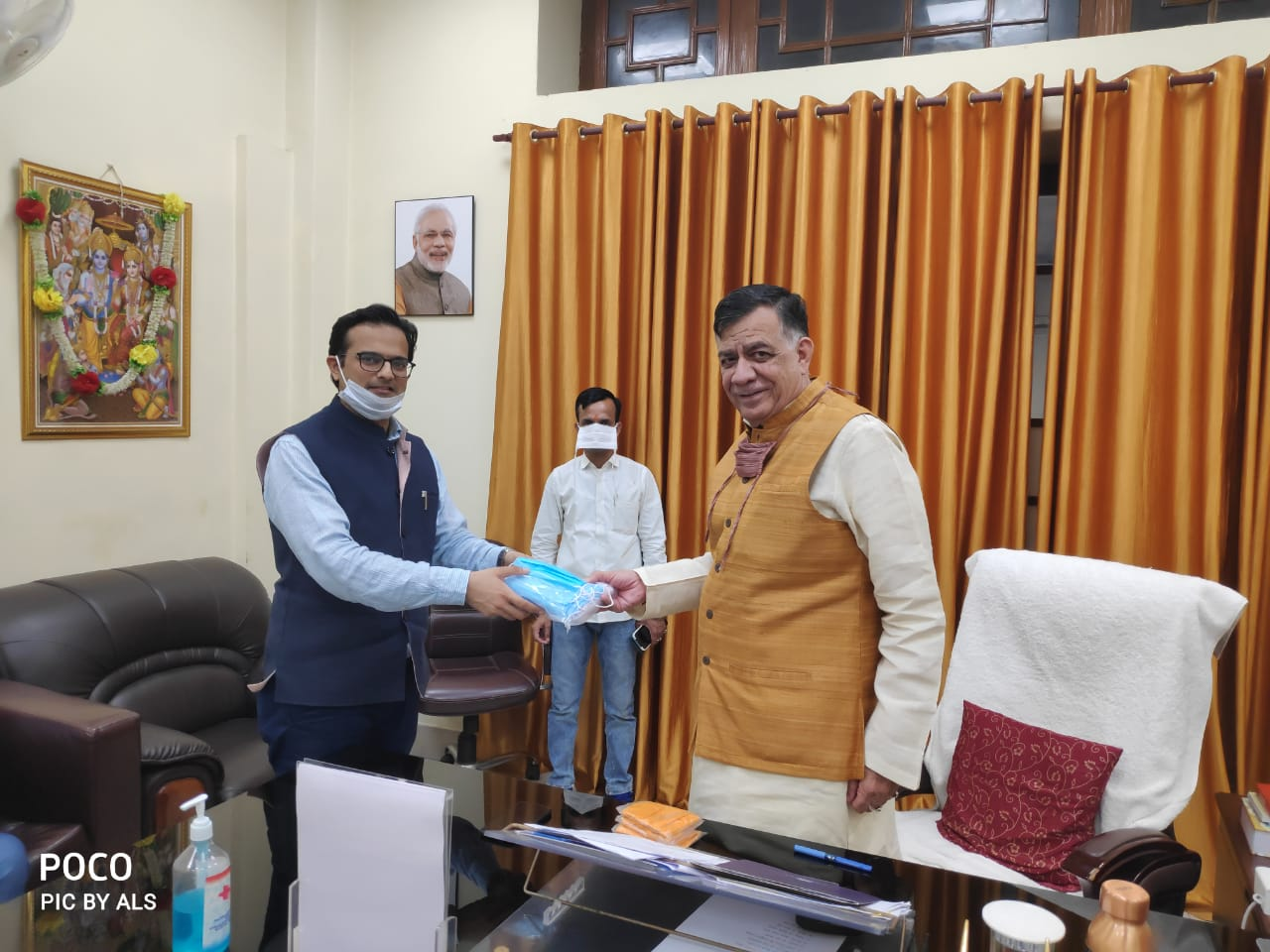 Healthcare support to Govt. of UP - Jun 2020